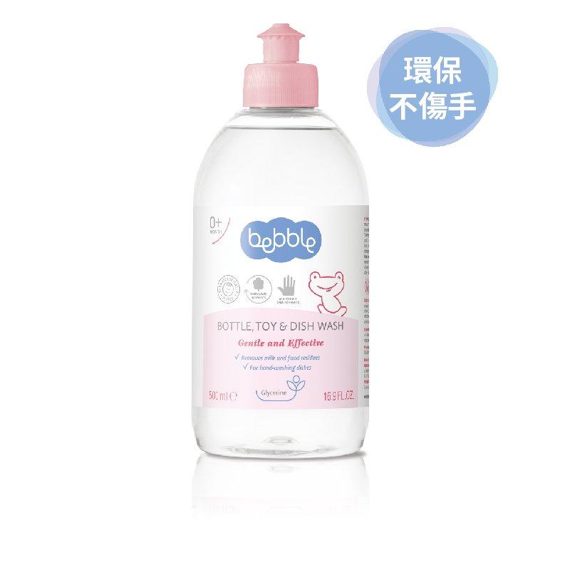 貝朵親膚奶瓶清潔劑